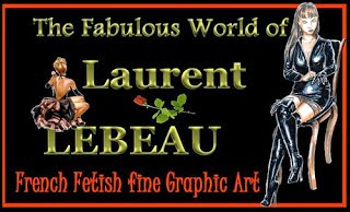 Laurent Lebeau fetish art